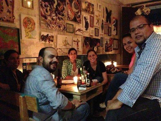 Café Urbano: Celebrating!