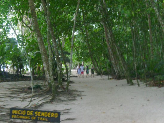 Bungalows Malu: El Parque Nacional Cahuita es una belleza