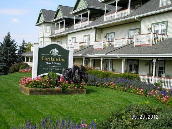 Carlisle Inn Walnut Creek