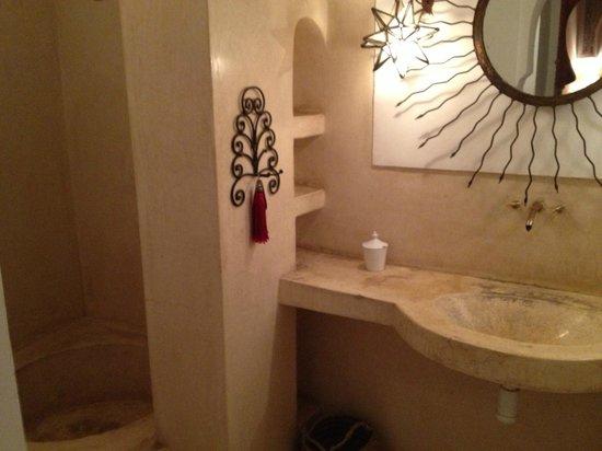 Dar Malak: scorcio del bagno