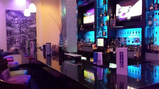 Hotel Le Marais: The Vive! bar