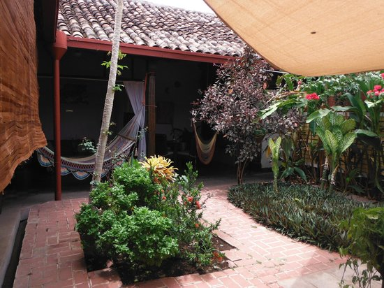 Hostal El Momento: Communal areas