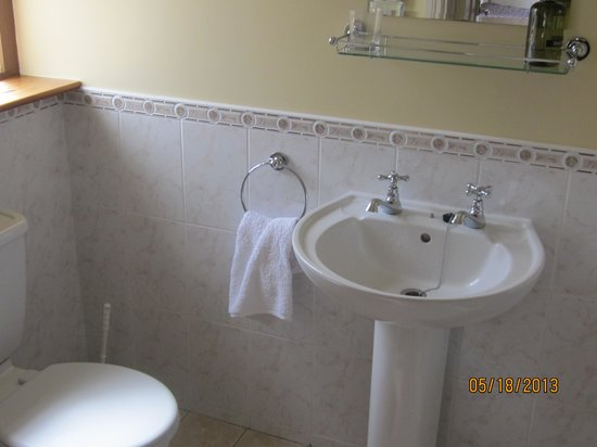 Ard Na Coille Bed and Breakfast: Bathroom