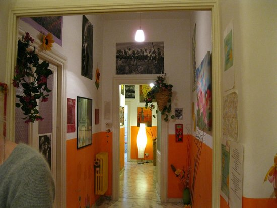 L' incanto di San Pietro: The hallway