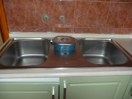 Kitchen Sink But No Water Picture Of Ethiopia Guest Home