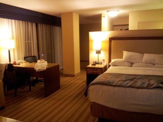 Hyatt Regency Miami: suite nossa