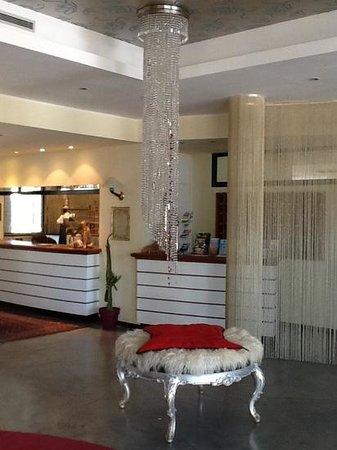 Hotel Ca' di Valle: Reception area