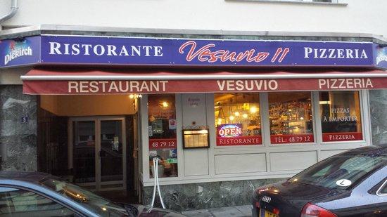 Vesuvio : bienvenue chez nous