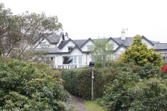 The Loch Leven Hotel : extérieur