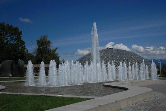 Vancouver, Canadá: VanDusen Botanical Park