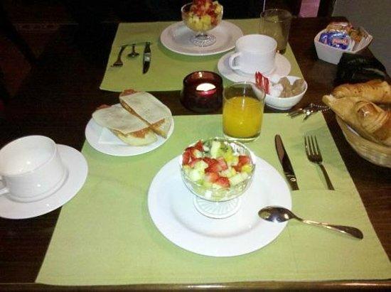 Ca'n Abril: desayuno (buenisimo)