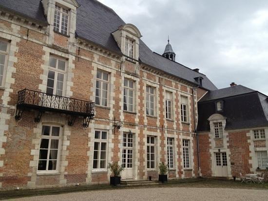 Chateau D'Etoges ภาพถ่าย