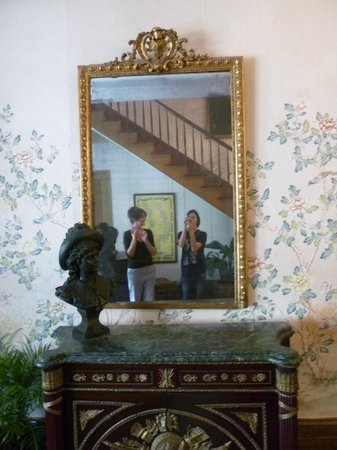 The Haunted Mirror - Picture of The Myrtles Plantation ...