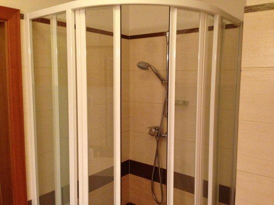 Dolce Villa Hotel: Shower