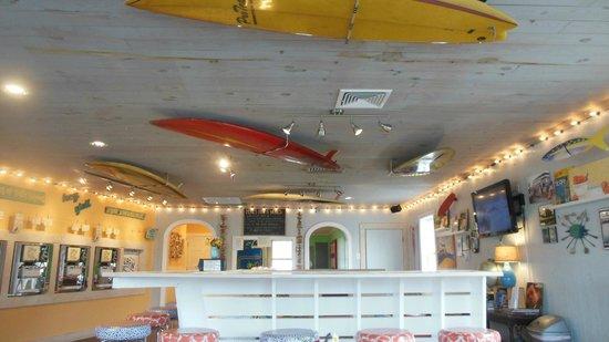 Surfin Spoon: Inside Decor