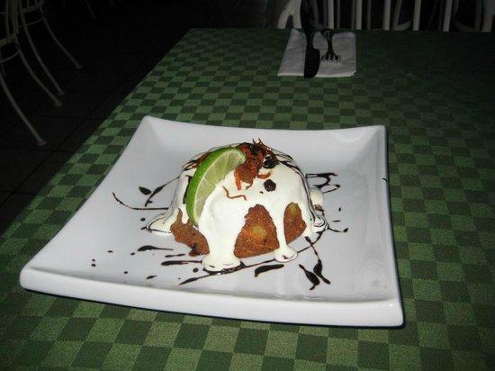 Diaz Restaurant: Carrot Cake