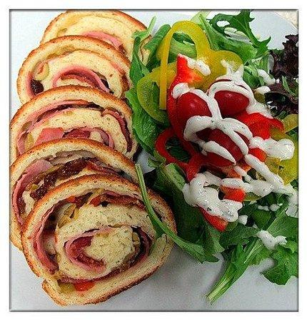Diaz Restaurant : Ham Bread (Pan de Hamon)