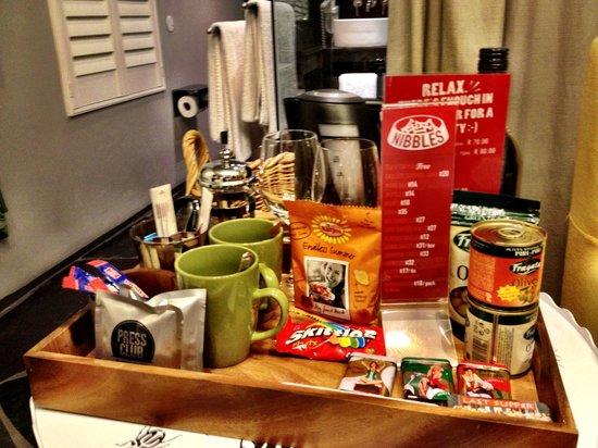 The Concierge Boutique Bungalows : Snacks