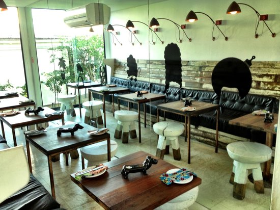 The Concierge Boutique Bungalows: Cafe