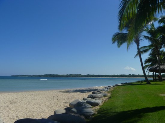 InterContinental Fiji Golf Resort & Spa: Beach