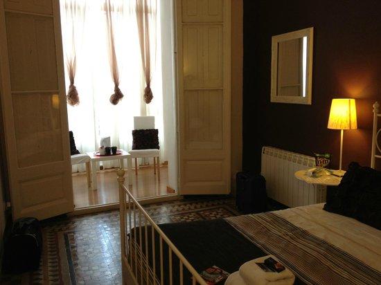 Casa Maca Guest House: De kamer