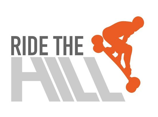 Ride the Hill Mountainboard Centre : Ride The Hill Logo