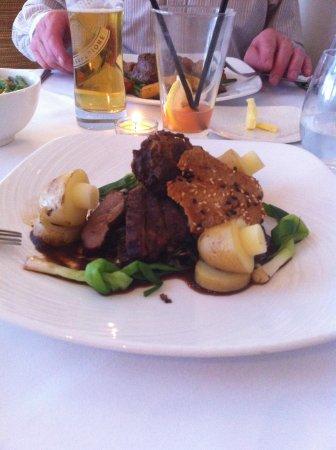315 Bar & Restaurant: A delicious meal :)