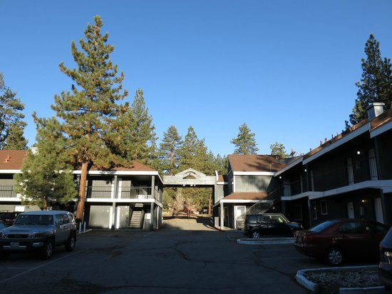 Travelodge Big Bear Lake CA : the motel