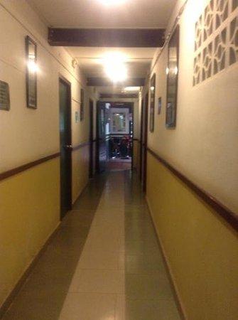 Ivy Guesthouse: corridor