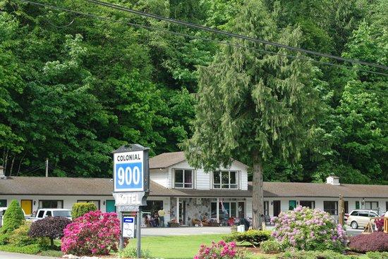 Colonial 900 Motel: main1