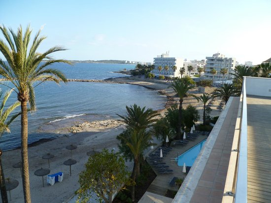 Gran Sol: Photo from the roof top sundeck