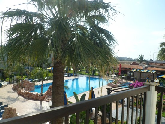 Loutsiana Hotel Apts : View