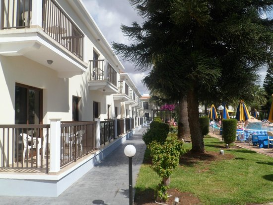 Loutsiana Hotel Apts : Apartments