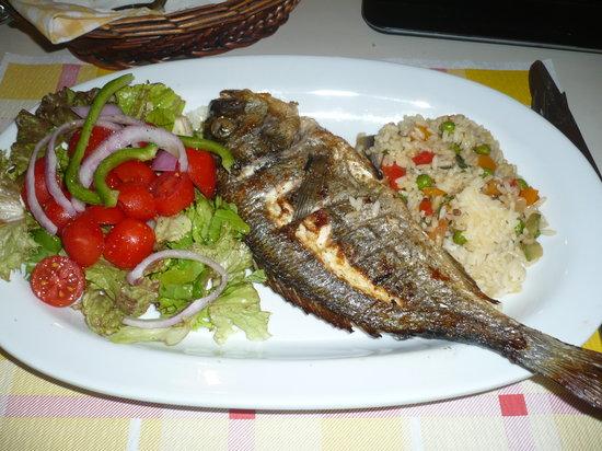 Restaurant anna drios restaurant reviews phone number photos tripadvisor - Restaurant poisson grille paris ...