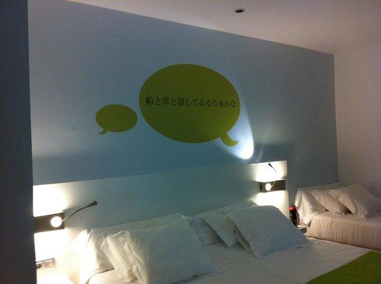 Hotel Costa Azul: Bedroom