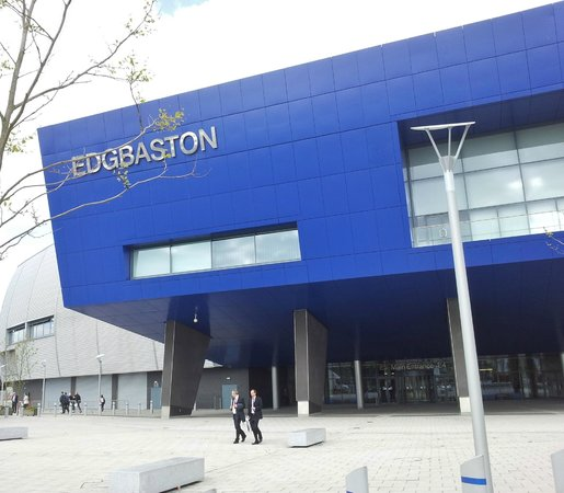 ‪Edgbaston Cricket Ground‬