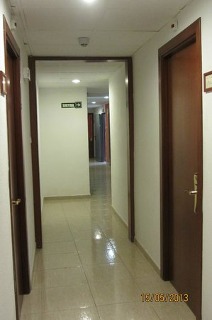 Hotel Canton: 3-й этаж.