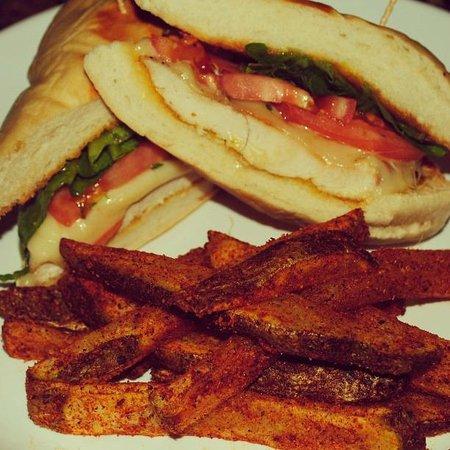 Pan's Gourmet: Mango Pollo