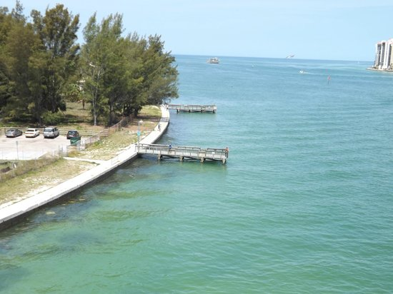 Sand Key Park: Clearwater Pass