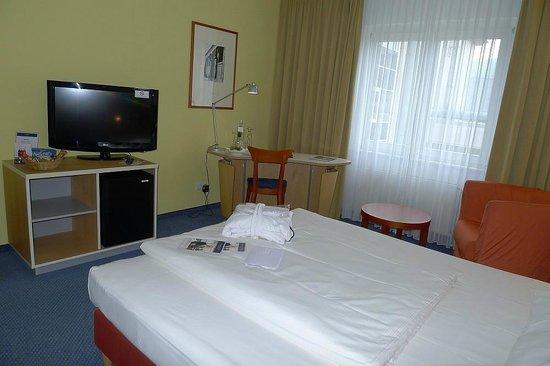 Welcome Hotel Marburg: Mein Zimmer 1