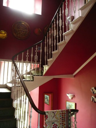 Dunfallandy House: Main Staircase