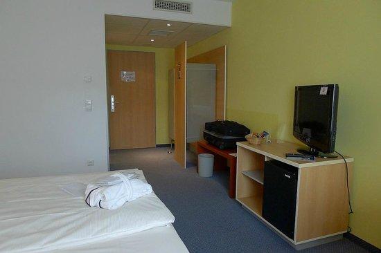 Welcome Hotel Marburg: Mein Zimmer 3