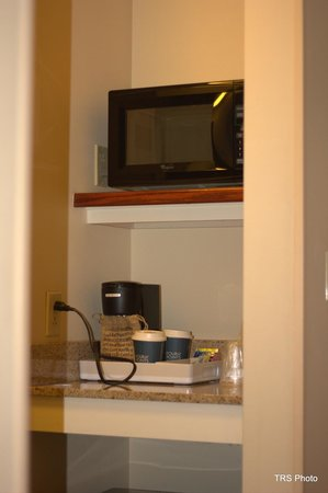 AC Hotel Chicago Downtown: Microwave