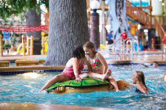 The Country Springs Hotel: The Springs Water Park