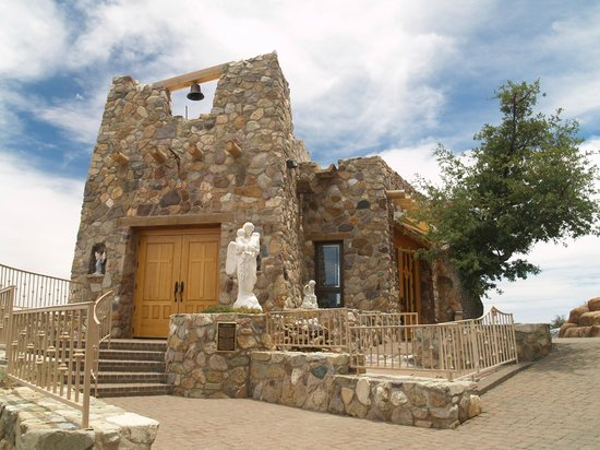 Our Lady of the Sierras Shrine: Our Lady of the Sierras Chapel