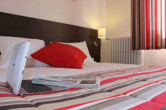 Comfort Hotel De L'Europe : Chambre double Confort