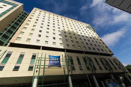 Hotel ibis budget Rio de Janeiro Centro : Fachada do hotel