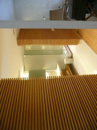 Casa Calma Hotel: Toward bath