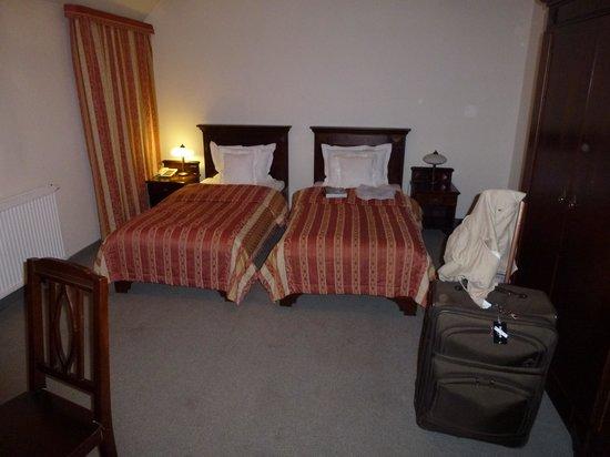 Zamek Kliczkow Centrum Konferencyjno-Wypoczynkowe: Room with 2 single beds