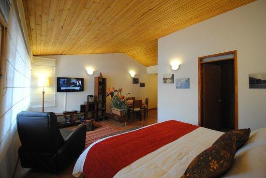 Hotel La Mansion: Suite ejecutiva